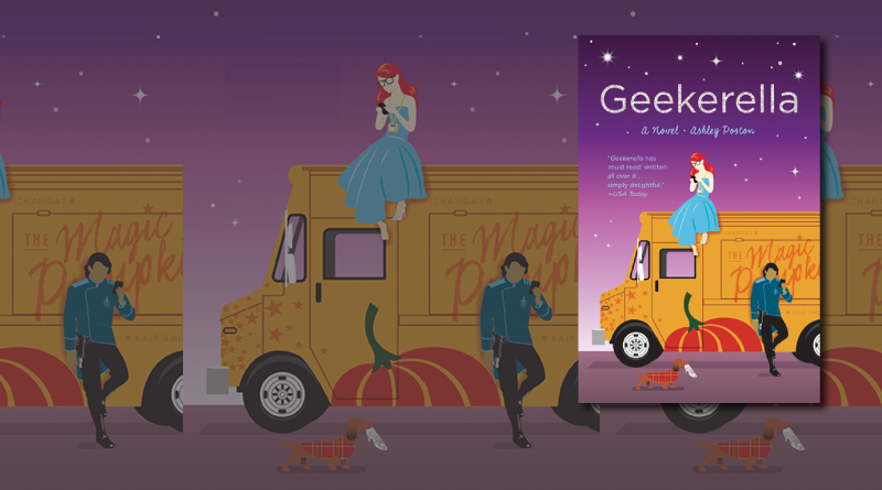 Geekerella Book Review on FANgirl Blog