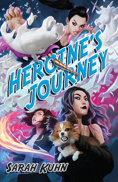 Heroine's Journey Book Cover