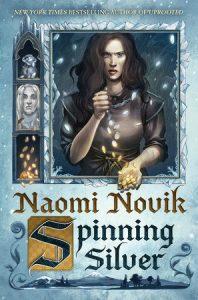 Spinning Silver Novel Cover
