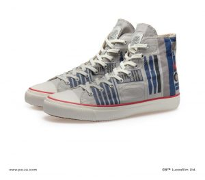R2-D2 Star Wars Sneakers from Po-Zu