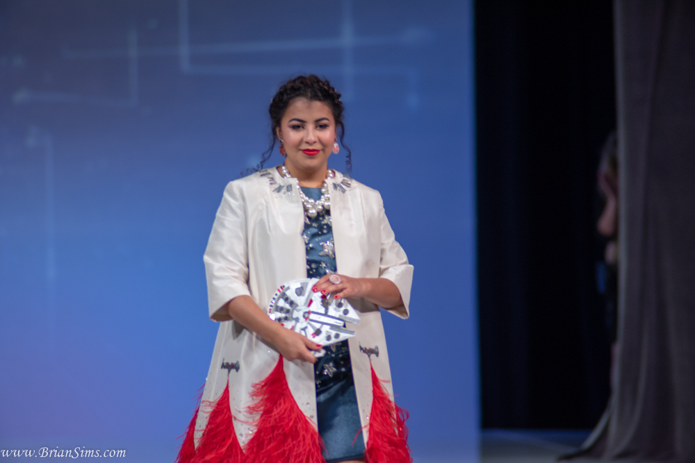 Adria Renee Crait-Inspired Fashion from the Her Universe Fashion Show