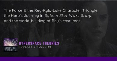 Hyperspace Theories Episode 40: Rey the Grey…Jedi?