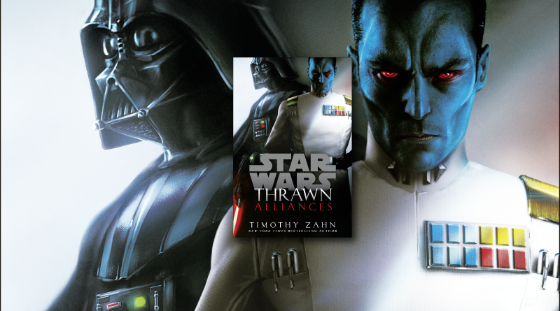 Thrawn: Alliances Review - Star Wars - Featured on FANgirl Blog