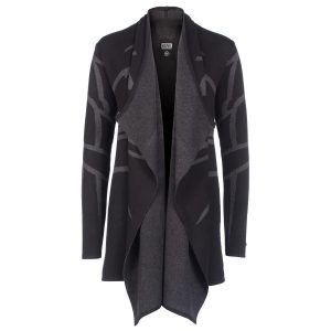 Musterbrand Black Panther Cardigan Marvel