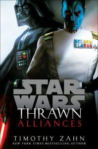 Thrawn: Alliances Star Wars Book Cover