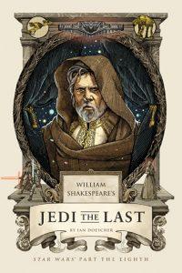 Jedi The Last Book Cover