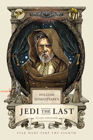 Jedi The Last Book Cover