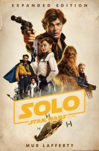 Solo: A Star Wars Story: Expanded Edition Novelization Cover