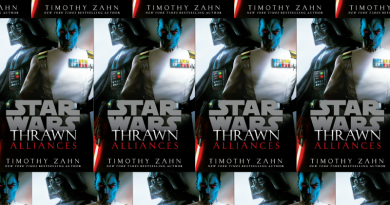 Timothy Zahn Interview on FANgirl Blog about Thrawn: Alliances