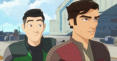 First Look at Disney's Star Wars Resistance