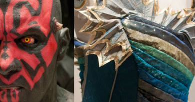 A look at the Costuming Exhibit at Dragon Con 2018 by Kay on FANgirl Blog