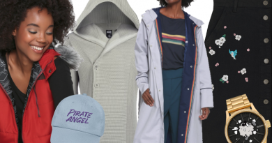 Geek Fashion Finds from September 2018