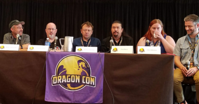 Iconic Characters Panel Dragon Con 2018 Star Wars Track Featured on FANgirl Blog