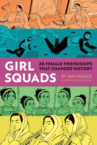Girls Squads Book Cover