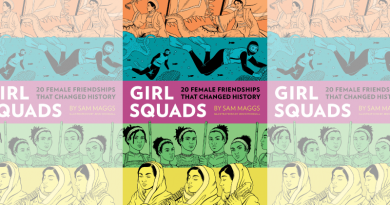 Girl Squads by Sam Maggs Book Review on FANgirl