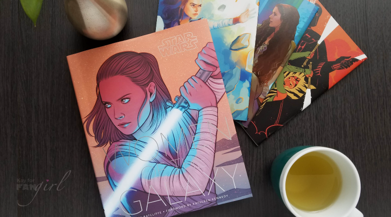 Review of Star Wars: Women of the Galaxy by Kay
