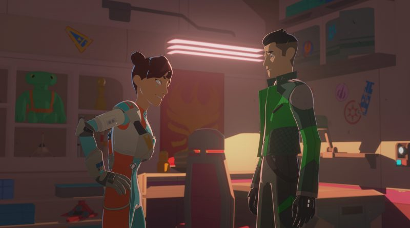 """Star Wars Resistance: """"The High Tower"""" Review"""