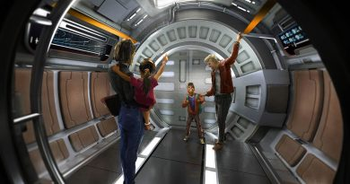 Star Wars: Galaxy's Edge News from Destination D