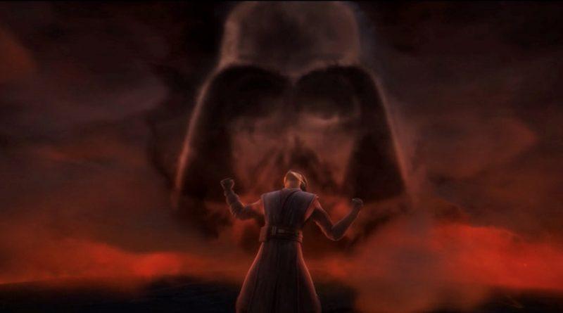 Known as Darth Vader