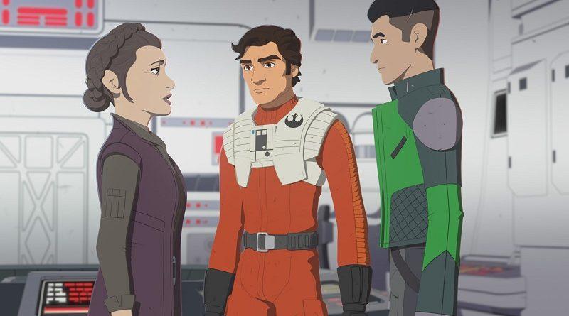 "Star Wars Resistance: ""Station Theta Black"" Review"