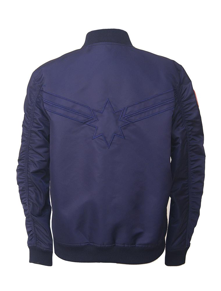 Captain Marvel Flight Jacket from Hero Within