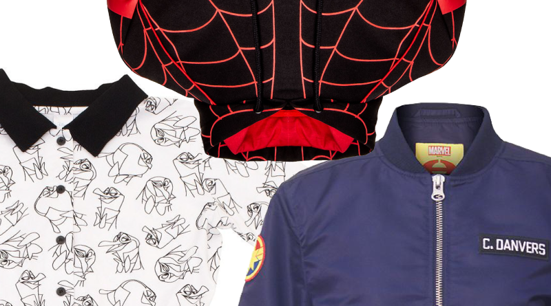 January Geek Fashion Finds on FANgirl Blog