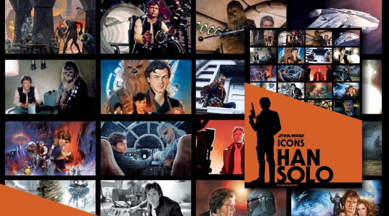 Star Wars Icons Han Solo Book Review on FANgirl
