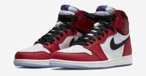 Air Jordan Origin Story Spider-Man Sneakers