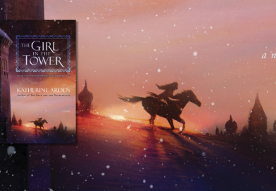 A Review of The Girl in the Tower by Katherine Arden