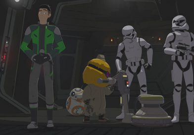 Star Wars Resistance – The First Order Occupation Review