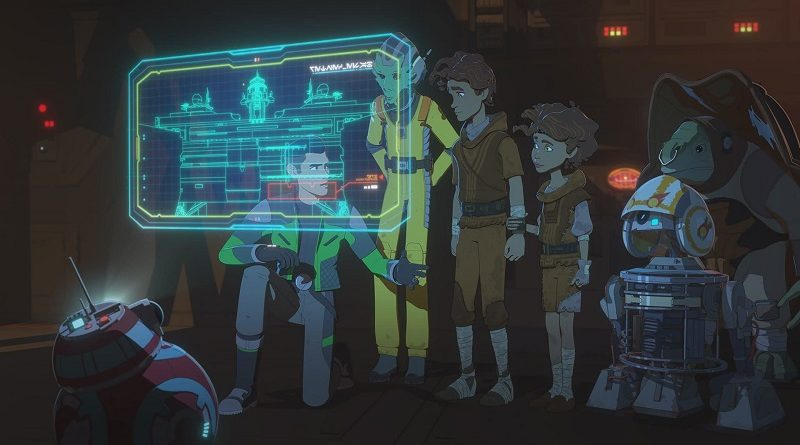 Star Wars Resistance: No Escape (Part I) Review