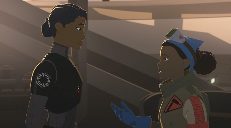 Star Wars Resistance: The Descent Review