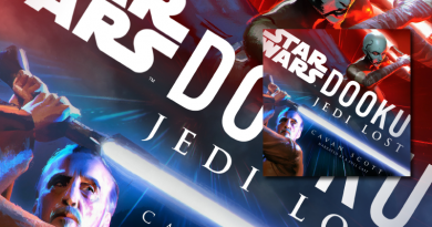 Dooku Jedi Lost Audiobook Review Featured on FANgirl Blog