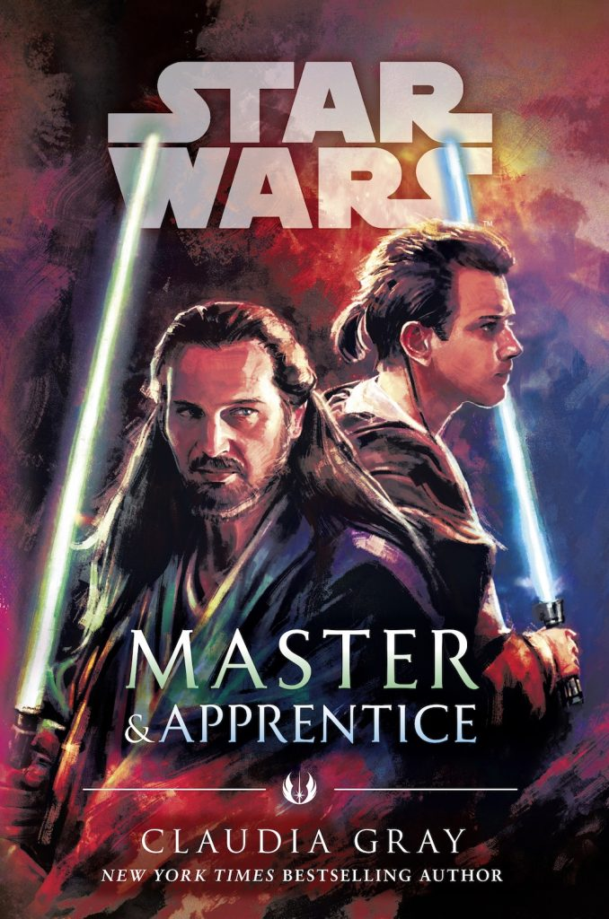 Star Wars Master and Apprentice Book Cover