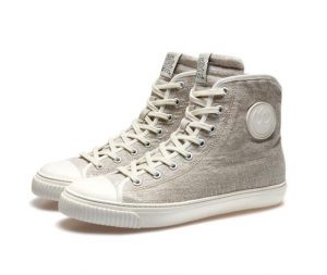 Po-Zu Star Wars Silver Rebel Sneakers
