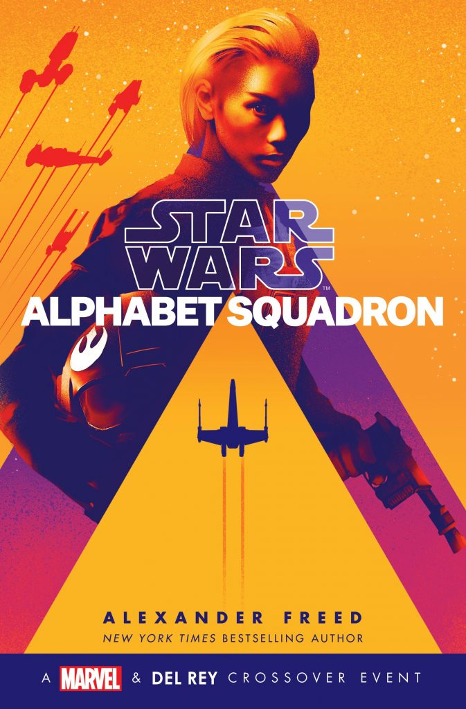 Alphabet Squadron Novel Cover
