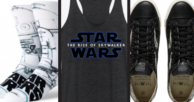 Star Wars Day Geek Fashion Finds on FANgirl