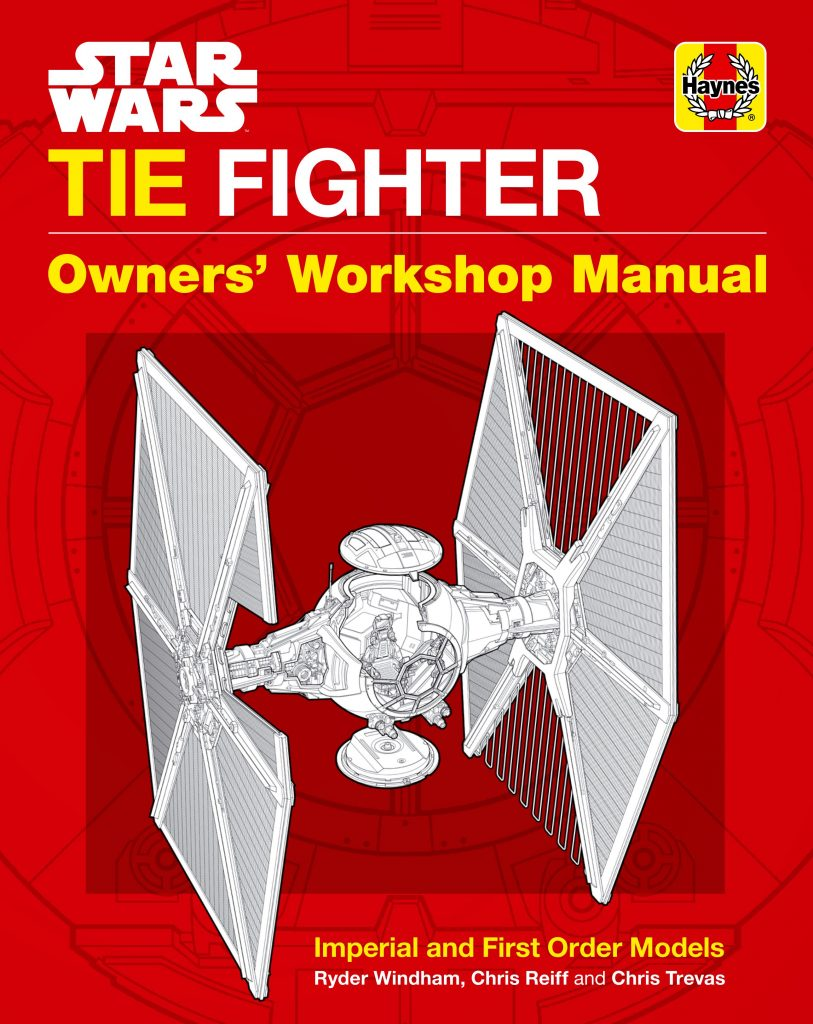 TIE Fighter Owners' Manual Cover