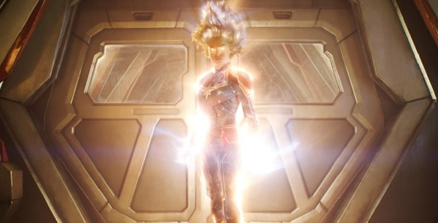 The Heroine's Journey in Captain Marvel (2019 film