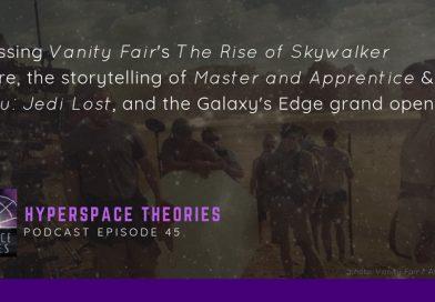 Hyperspace Theories Episode 45