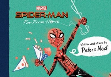 Review: Peter and Ned's Ultimate Travel Journal (Spider-Man: Far From Home tie-in novel)