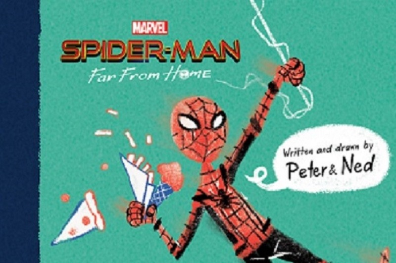 Review: Peter and Ned's Ultimate Travel Journal (Spider-Man
