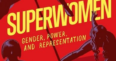Review: Superwomen: Gender, Power, and Representation by Carolyn Cocca