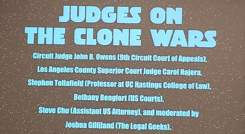 SDCC 2019: Judges on The Clone Wars – FANgirl Blog