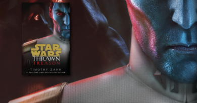 Thrawn Treason Book Review