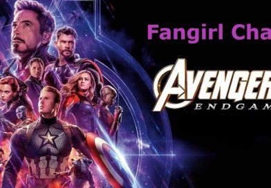 Fangirl Chat Avengers Endgame