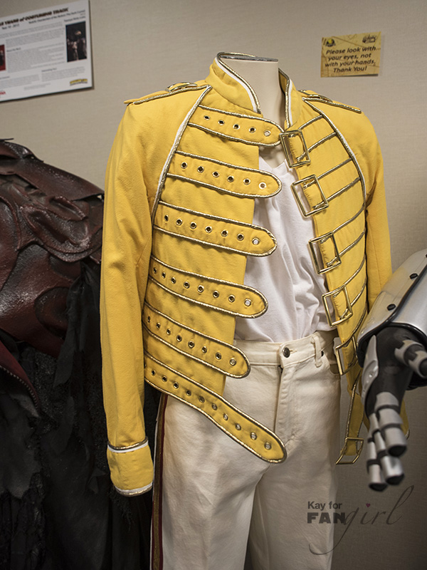 Freddy Mercury Replica Costume