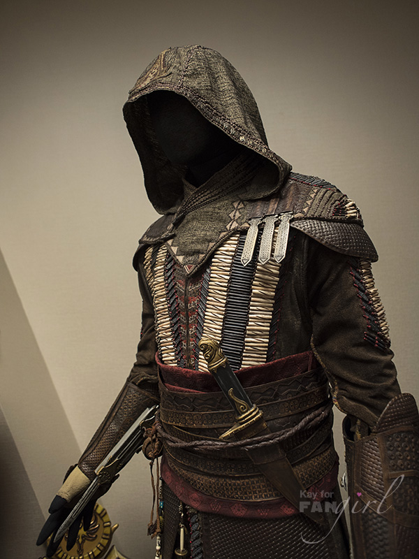 Assassins Creed Agular replica costume