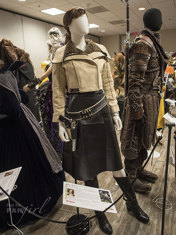 Qi'ra costume replica from Solo: A Star Wars Stroy