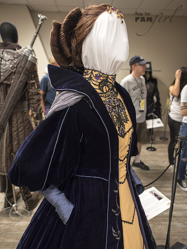 Recreation of Padmé Amidala Senate Gown